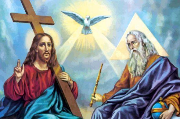 Thánh Kinh bằng hình: Chúa nhật lễ Chúa Ba Ngôi năm A