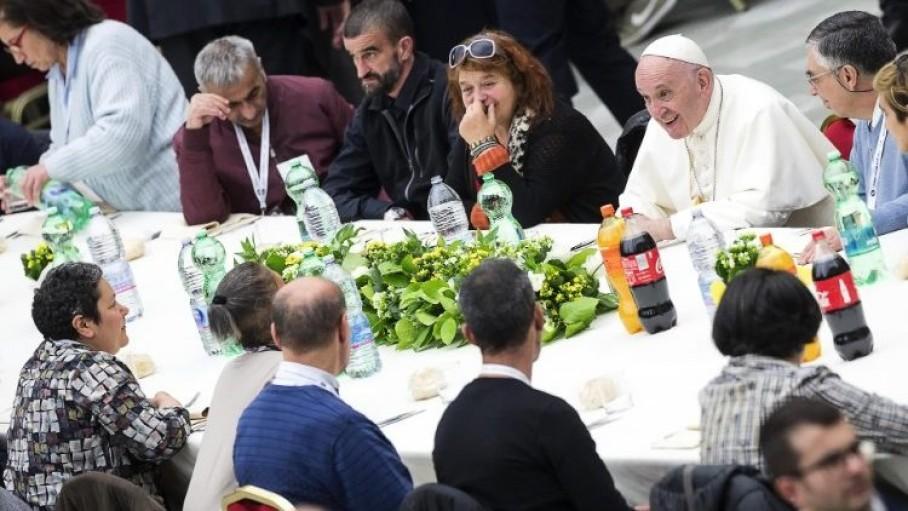 Họp báo công bố sứ điệp Đức Thánh cha cho Ngày Thế giới người nghèo lần thứ IV