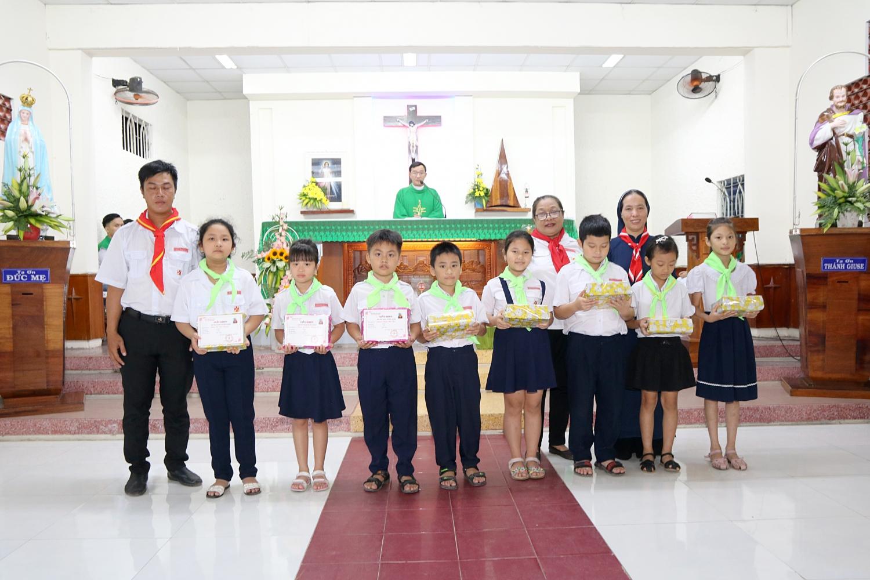 Giáo xứ Hòa Thuận: Thánh Lễ CN XVII TN A - Tổng kết năm học giáo lý 2019 - 2020