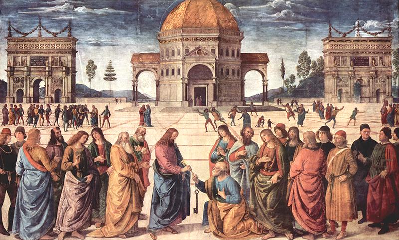 Phụng vụ Lời Chúa: Chúa nhật 21 Thường niên năm A