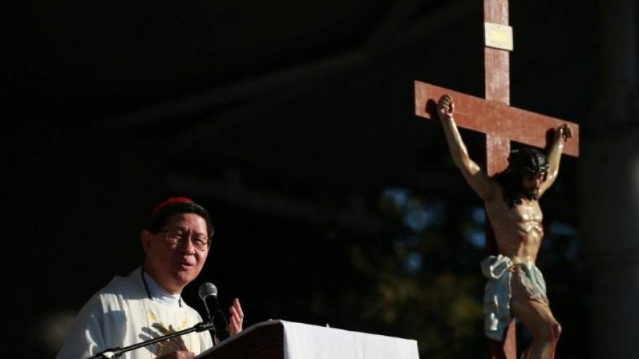 Các giám mục Philippines mời gọi các tín hữu cầu nguyện cho Đức Hồng y Tagle