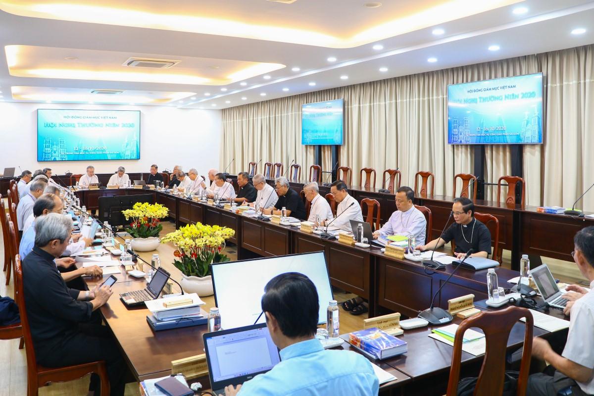 Video khai mạc và ngày làm việc thứ II và III - Hội nghị thường niên 2020 của HĐGMVN