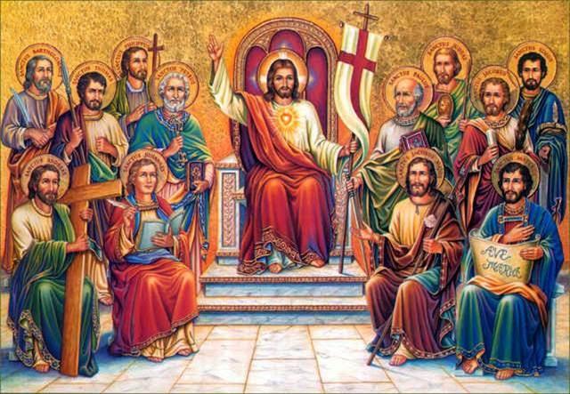 Các bài suy niệm CN 34 TN A. Lễ Đức Giêsu Kitô Vua Vũ Trụ (Nhiều tác giả)