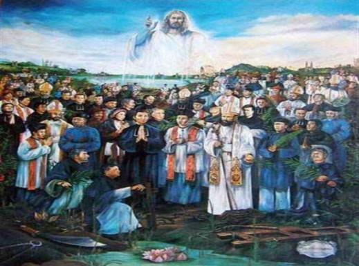 Vui Học Thánh Kinh CN 33 TN A. Kính trọng thể các Thánh Tử Đạo Việt Nam. Bổn mạng Hội Thánh Việt Nam.