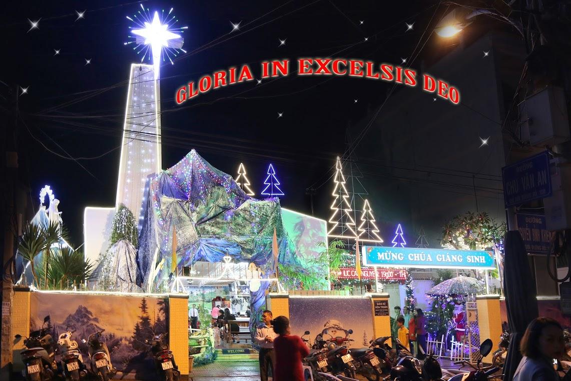 Giáo xứ Hòa Thuận: Đêm Canh Thức và Thánh Lễ Mừng Chúa Giáng Sinh 2020.