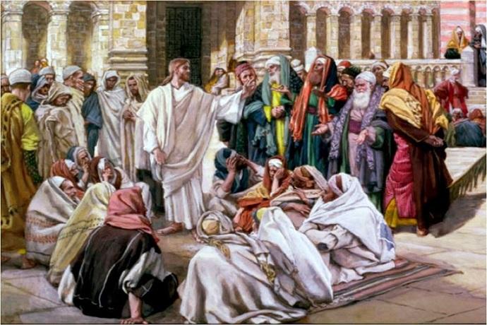 Phụng vụ Lời Chúa: Chúa nhật 4 Thường niên năm B