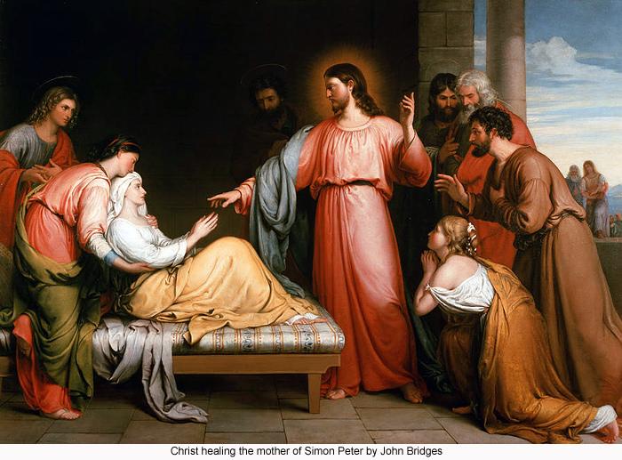 Phụng vụ Lời Chúa: Chúa nhật 5 Thường niên năm B
