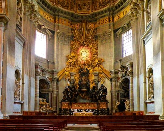22/02 – Thứ Hai. Lập Tông Tòa Thánh Phêrô.