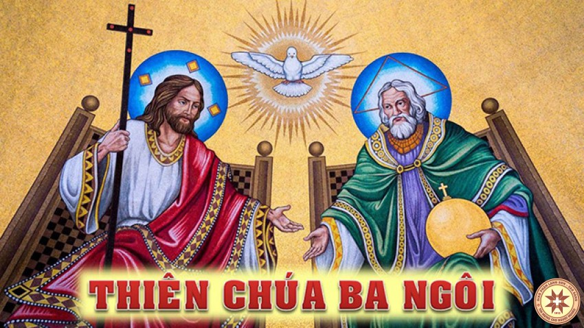 Suy niệm chú giải Lời Chúa Chúa Nhật Lễ Chúa Ba Ngôi năm B - Lm. Inhaxiô Hồ Thông