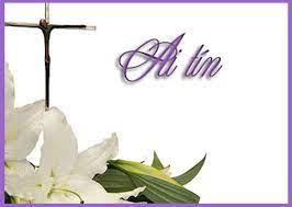Ai tín: Nữ tu Theresa Nguyễn Thị Phượng, thuộc Tu hội đời nữ Thánh Tâm Chúa Giêsu huynh đoàn Nha Trang, vừa về với Chúa