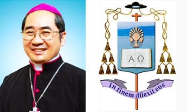 Thư mục vụ 64 năm Giáo phận Nha Trang của Đức cha Giuse Võ Đức Minh - Giám mục Giáo phận Nha Trang.