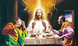 Việc dâng hiến của Chúa Giêsu được diễn tả như thế nào trong Bữa Tiệc Ly?