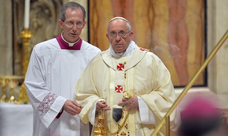 Đức ông Guido Marini, chưởng nghi của Tòa Thánh, được bổ nhiệm làm Giám mục giáo phận Tortona