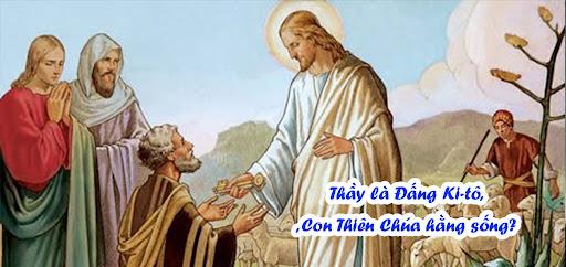 Bài chia sẻ Tin mừng Chúa nhật XXIV Thường Niên năm B - Lm GB Phạm Hồng Thái.